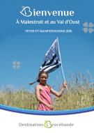Agenda tourisme 2015