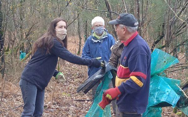 Journée  Bois de Grisan 14 mars