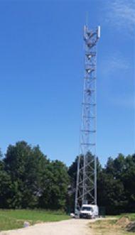 Antenne 4 G  EN SERVICE !